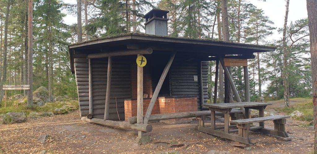 Nuotiopaikat Tampere